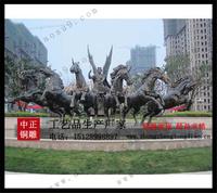 欧式景观铜雕塑